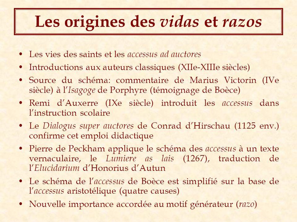 Accessus Ovidii Epistolarum I : Intentio huius operis est reprehendere masculos et feminas stulto et illicito amore detentos, materia huius sunt heroes et matronae.