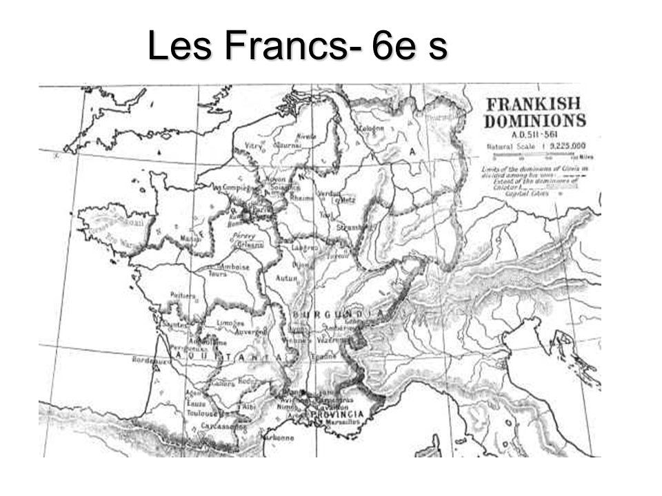 Les Francs- 6e s