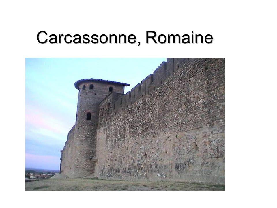 Carcassonne, Romaine