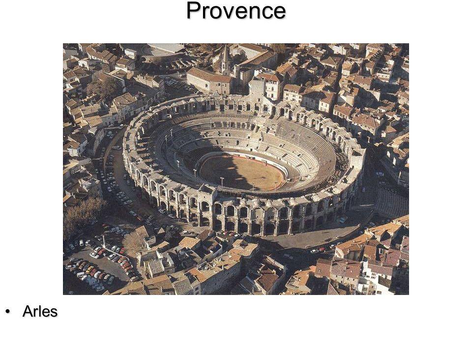 Provence ArlesArles