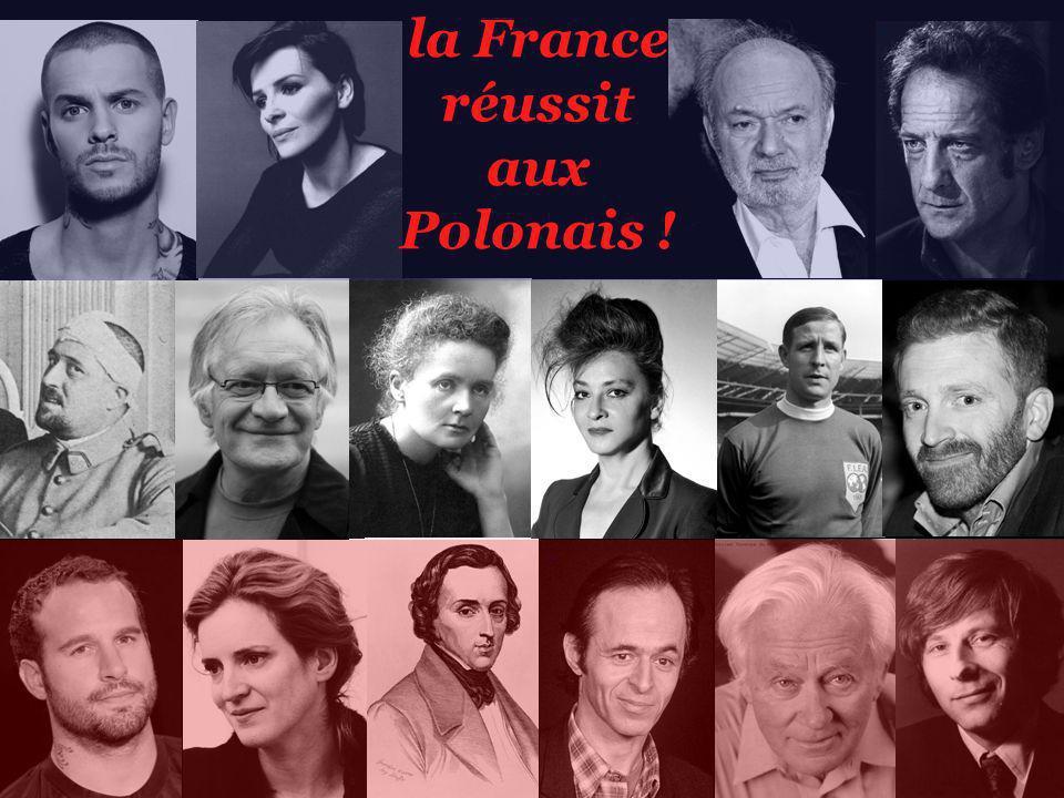 la France réussit aux Polonais !