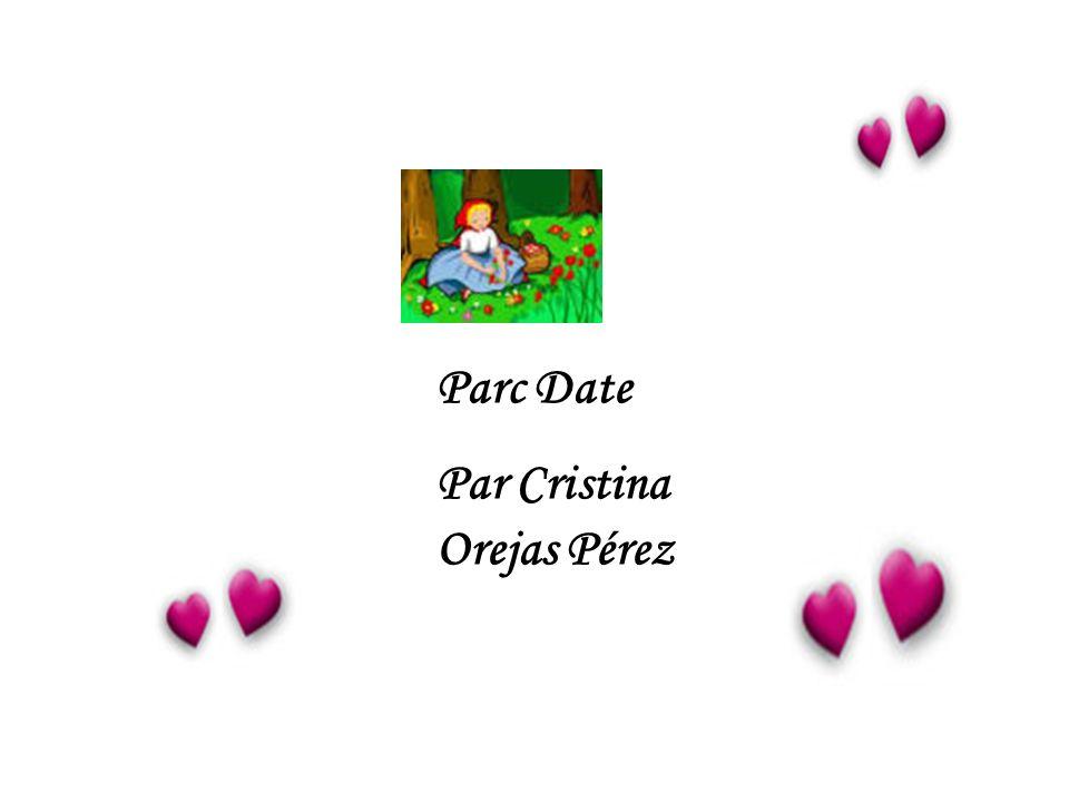 Parc Date Par Cristina Orejas Pérez