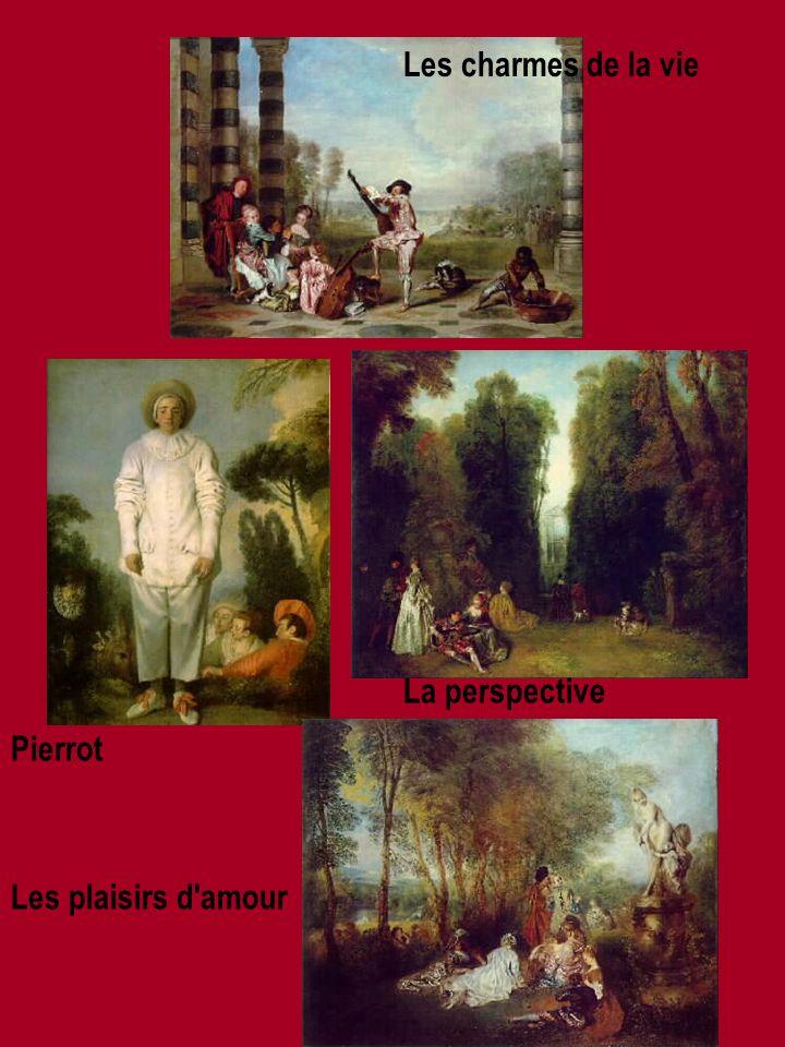 Jean – Baptiste Siméon Chardin (1699 – 1779) est aussi le peintre romantique très connu.