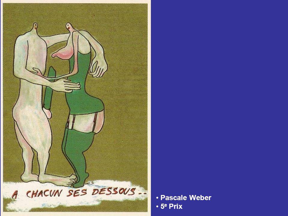 Pascale Weber 5 e Prix
