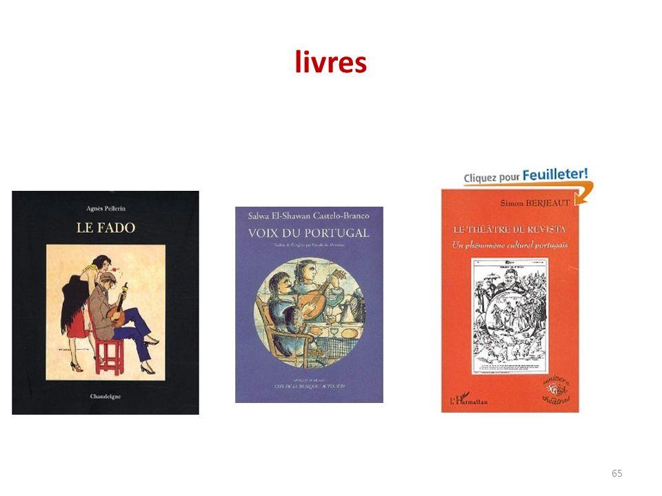 livres 65