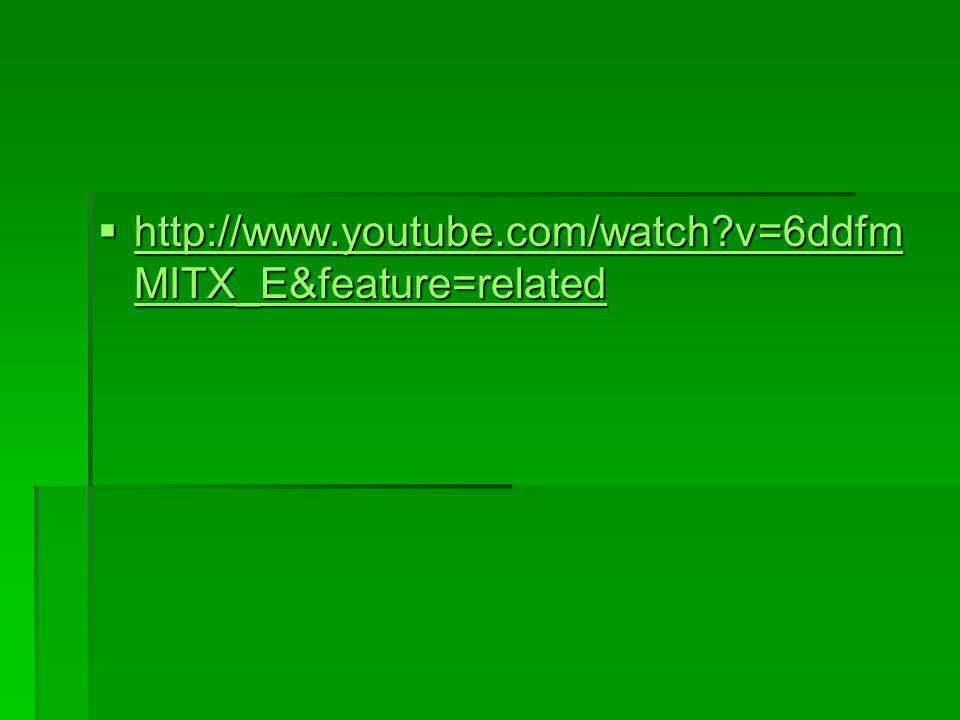 http://www.youtube.com/watch?v=6ddfm MITX_E&feature=related http://www.youtube.com/watch?v=6ddfm MITX_E&feature=related http://www.youtube.com/watch?v