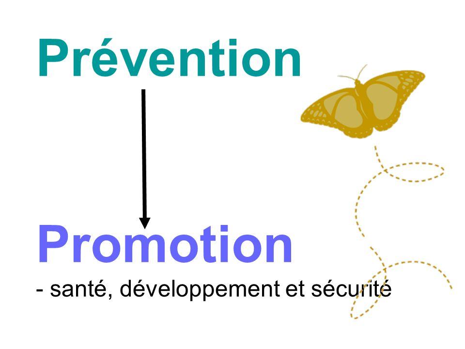 Prévention Promotion - santé, développement et sécurité