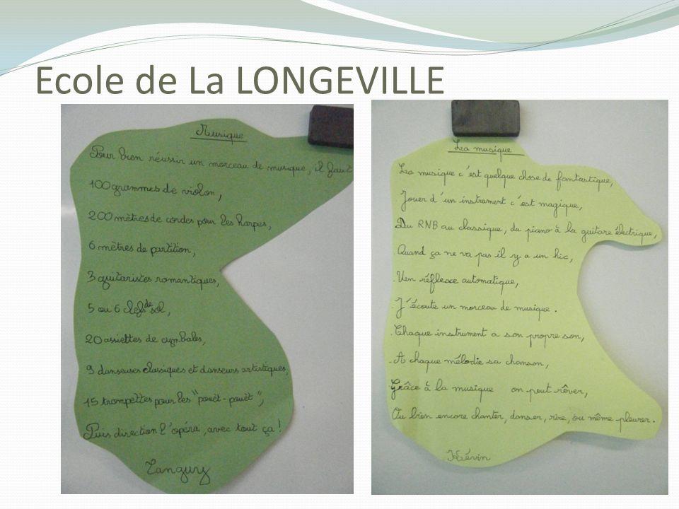 Ecole de La LONGEVILLE