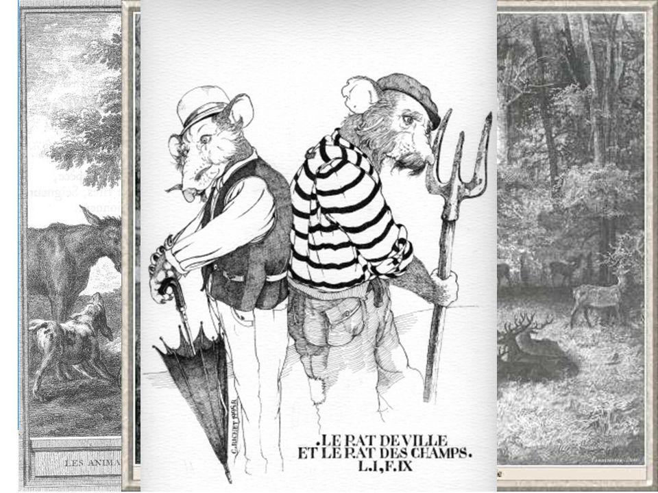 Illustrations des fables