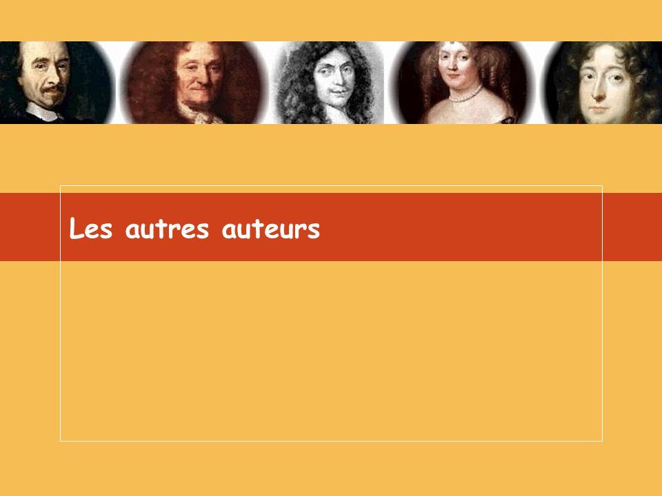 Les autres auteurs
