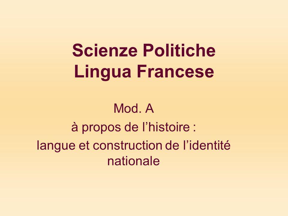 LES LANGUES DE FRANCE Les différents « parlers »