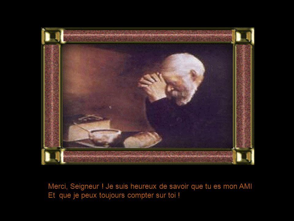 Merci, Seigneur de m apprendre cette prière, et maintenant, merci aussi de m en donner l explication...