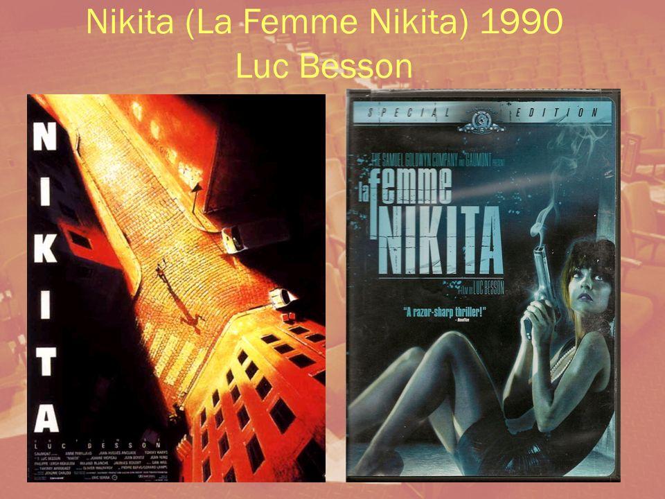 Nikita (La Femme Nikita) 1990 Luc Besson