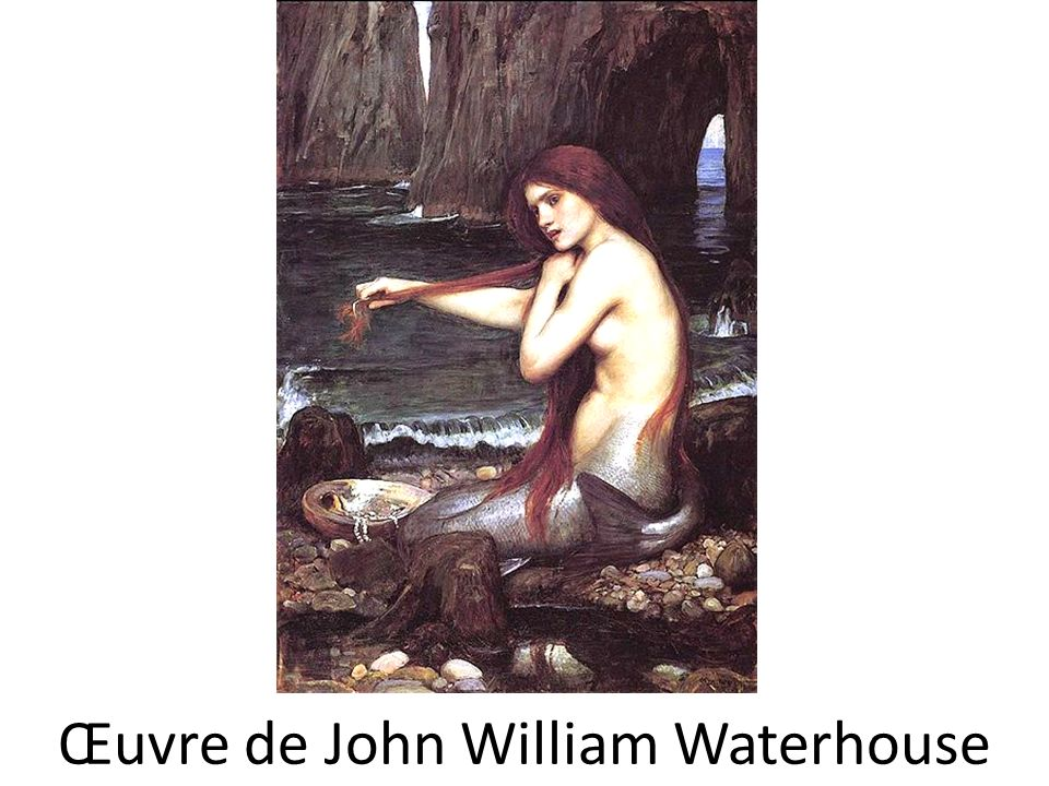 Œuvre de John William Waterhouse