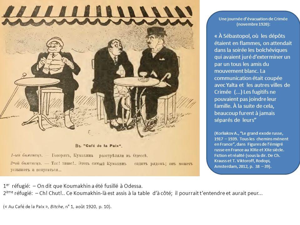AGHA, « Ivan Ivanovitch Bejentsev : Histoire dun steak », La Russie Illustrée - n° 10 – 1 janvier 1925, p.