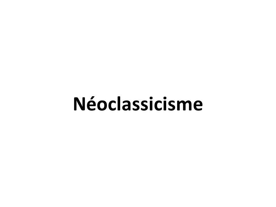 Néoclassicisme