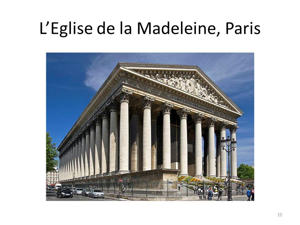 LEglise de la Madeleine, Paris 10