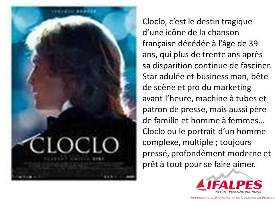 Cloclo, cest le destin tragique dune icône de la chanson française décédée à lâge de 39 ans, qui plus de trente ans après sa disparition continue de fasciner.