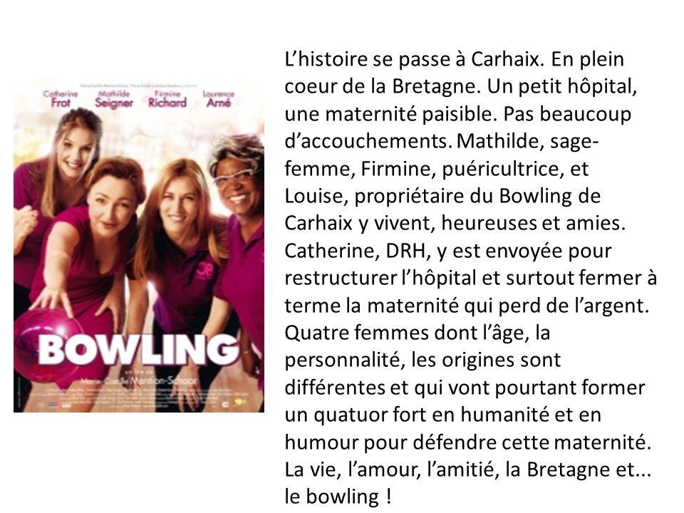 Lhistoire se passe à Carhaix. En plein coeur de la Bretagne.