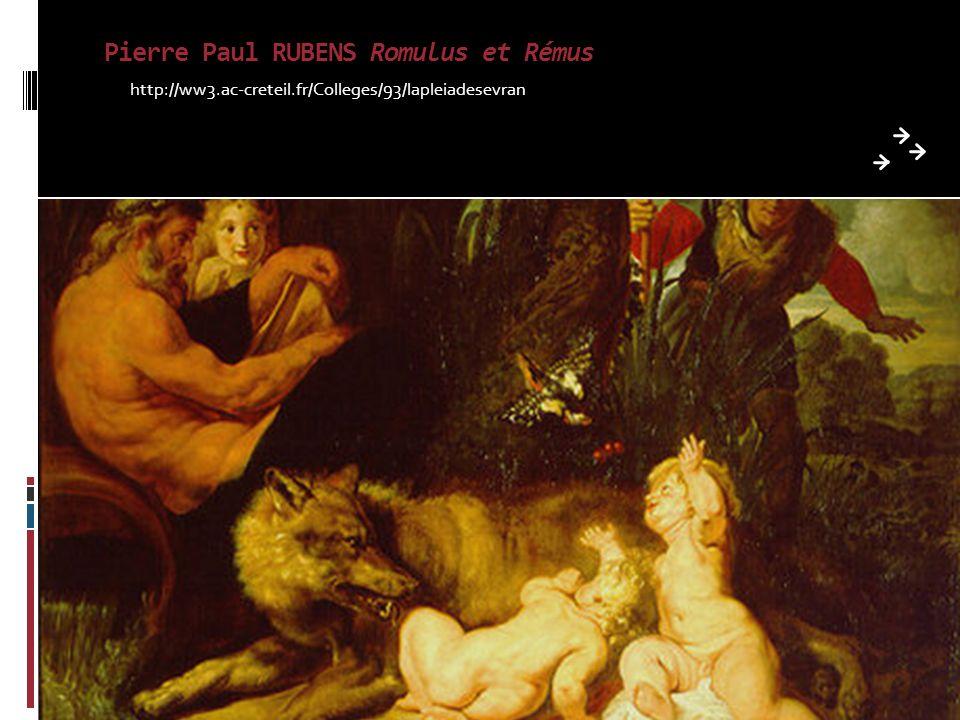 Romulus et Rémus rétablissent Numitor sur le trône Après la mort d Amulius et le rétablissement de l ordre, les deux frères ne voulurent ni habiter Albe sans y régner ni régner du vivant de leur grand-père.