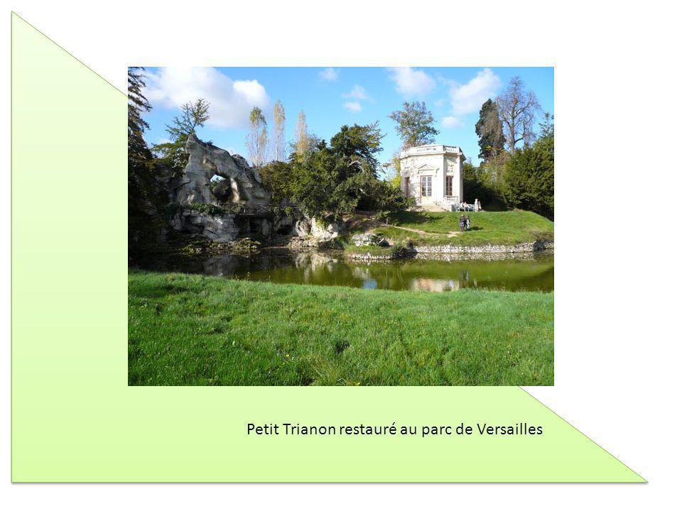 le parc de Bagatelle, Paris Plus qu un parc, c est un décor, un tableau vivant.