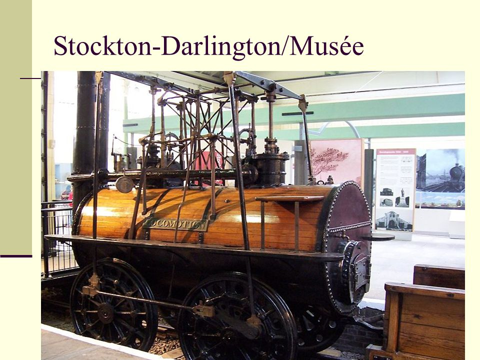 Stockton-Darlington/Musée