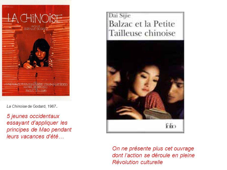 La Chinoise de Godard, 1967.