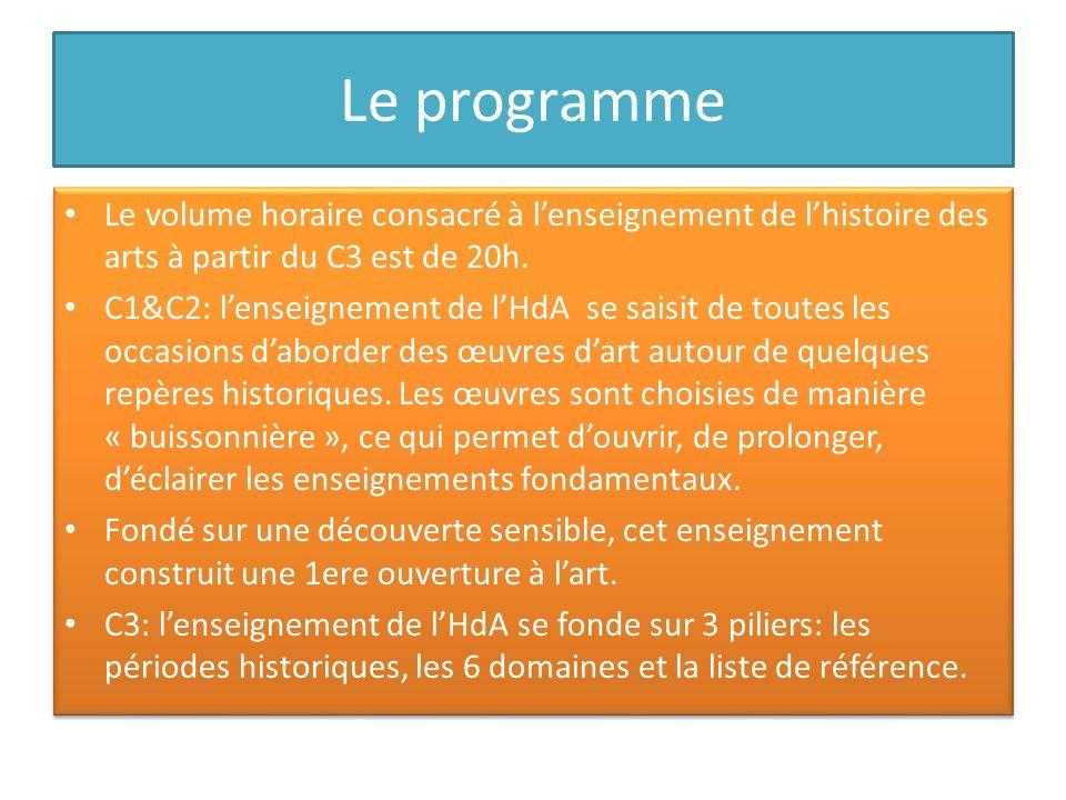 Eduscol, lœuvre à laffiche : http://eduscol.education.fr/pid23395-cid47754/principe-de-l-operation.html L « œuvre à l affiche » propose une ouverture culturelle.