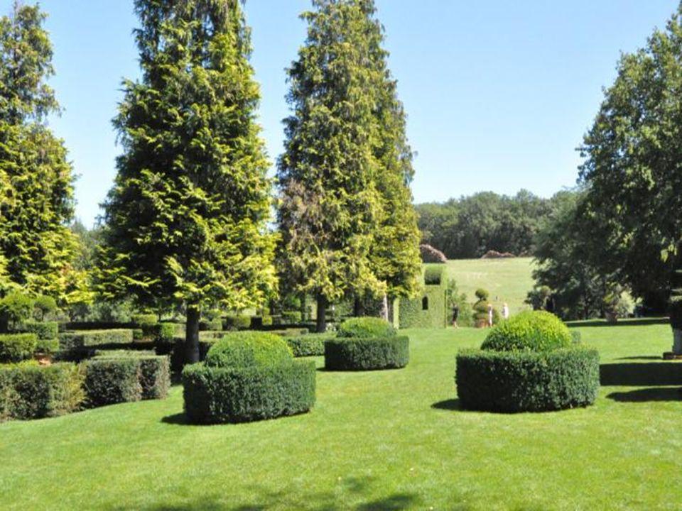 Tout est mis en œuvre pour privilégier Lexcellence dans ce jardin.