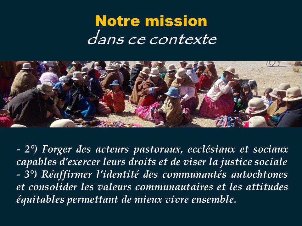 Comme agents pastoraux et ministres ordonnés, notre but est de conduire à la rencontre avec le Ressuscité.