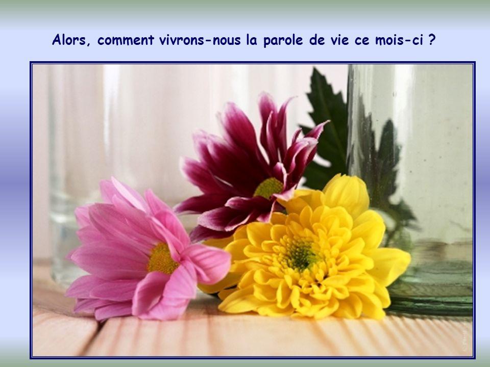 « Que le Seigneur fasse croître et abonder l amour que vous avez les uns pour les autres et pour tous.