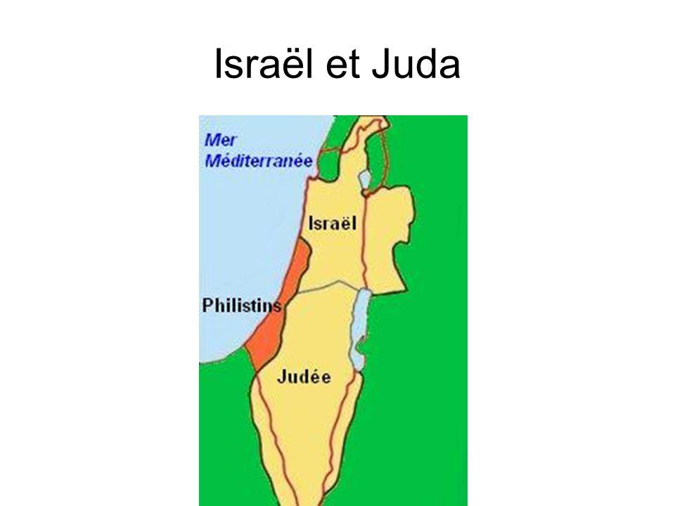 Israël et Juda