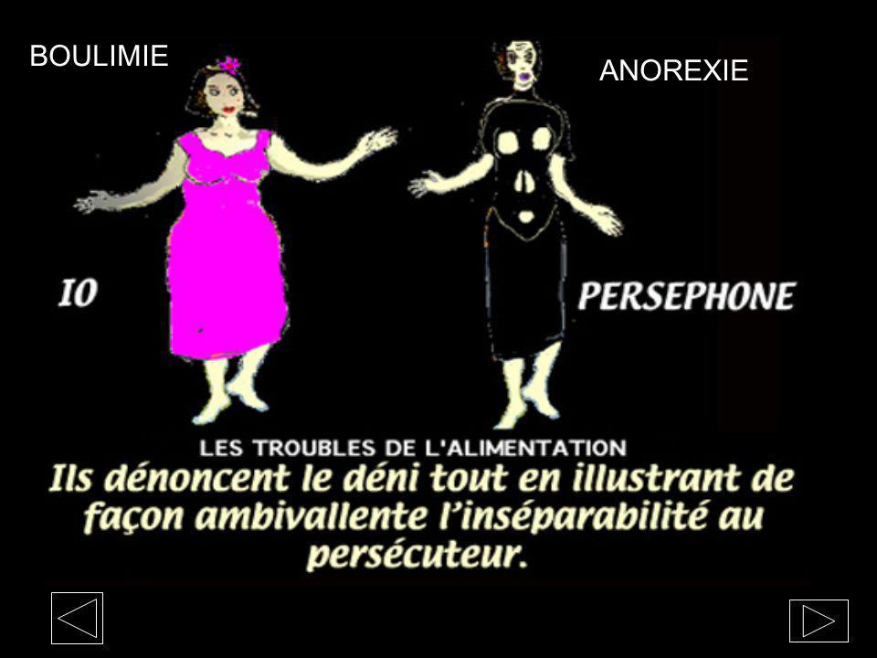 BOULIMIE ANOREXIE