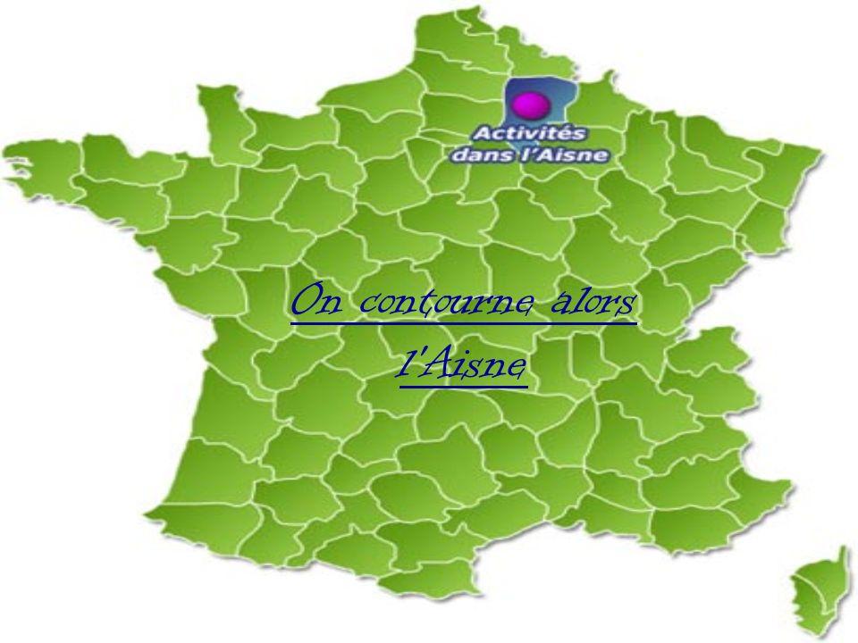 On contourne alors l Aisne