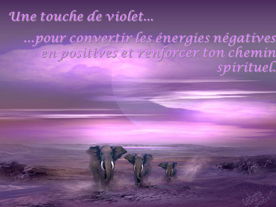 Une touche de bleu... Une touche de bleu... …pour équilibrer, tranquiliser, augmenter ta confiance en toi et ton intuition. …pour équilibrer, tranquil