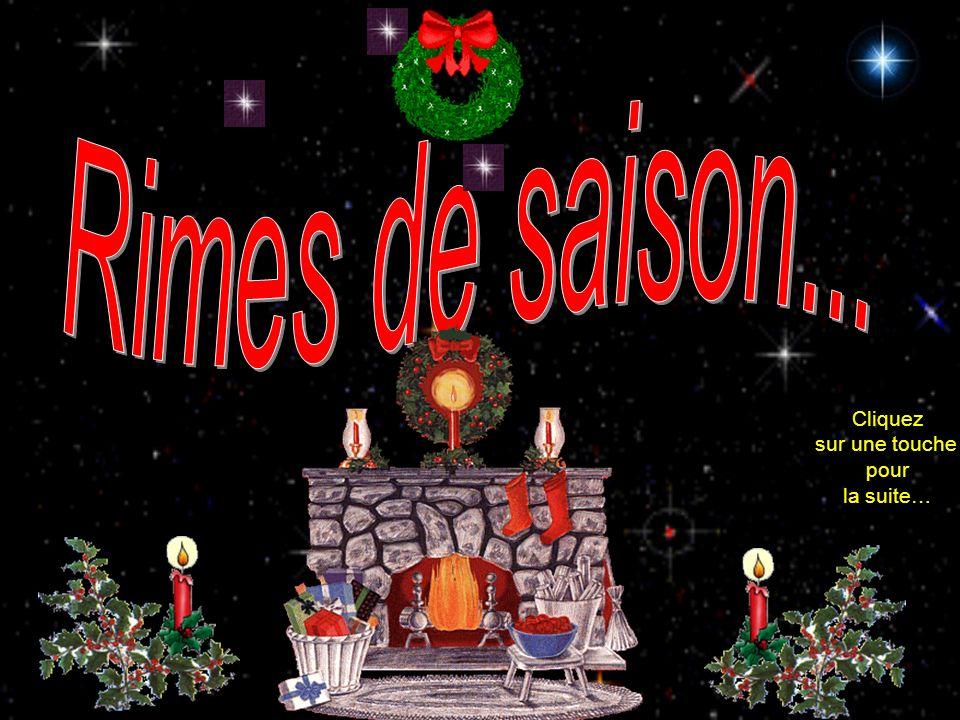 Noël C est un air enchanté que prend, dès ce matin, La ville en préparant les fêtes de saison ; Il y a les étals de tous les magasins, Qui rivalisent fort par leurs décorations .