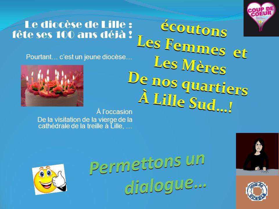 Donnons une place aussi à toutes les femmes daujourdhui dans notre église… Diaconia 2013… des paroles à suivre…