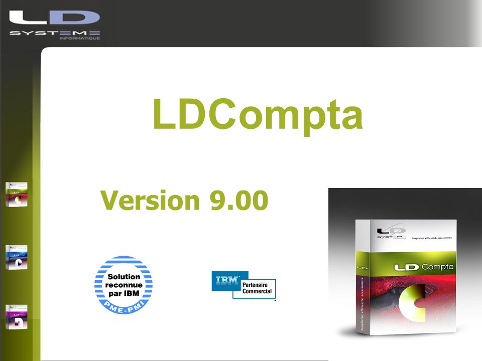 LDCompta Version 9.00