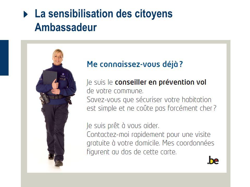 La sensibilisation des citoyens Ambassadeur Comment .