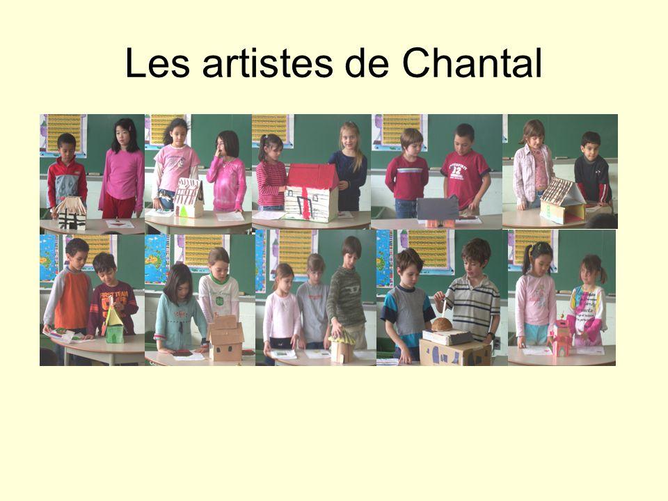 Les artistes de Manon