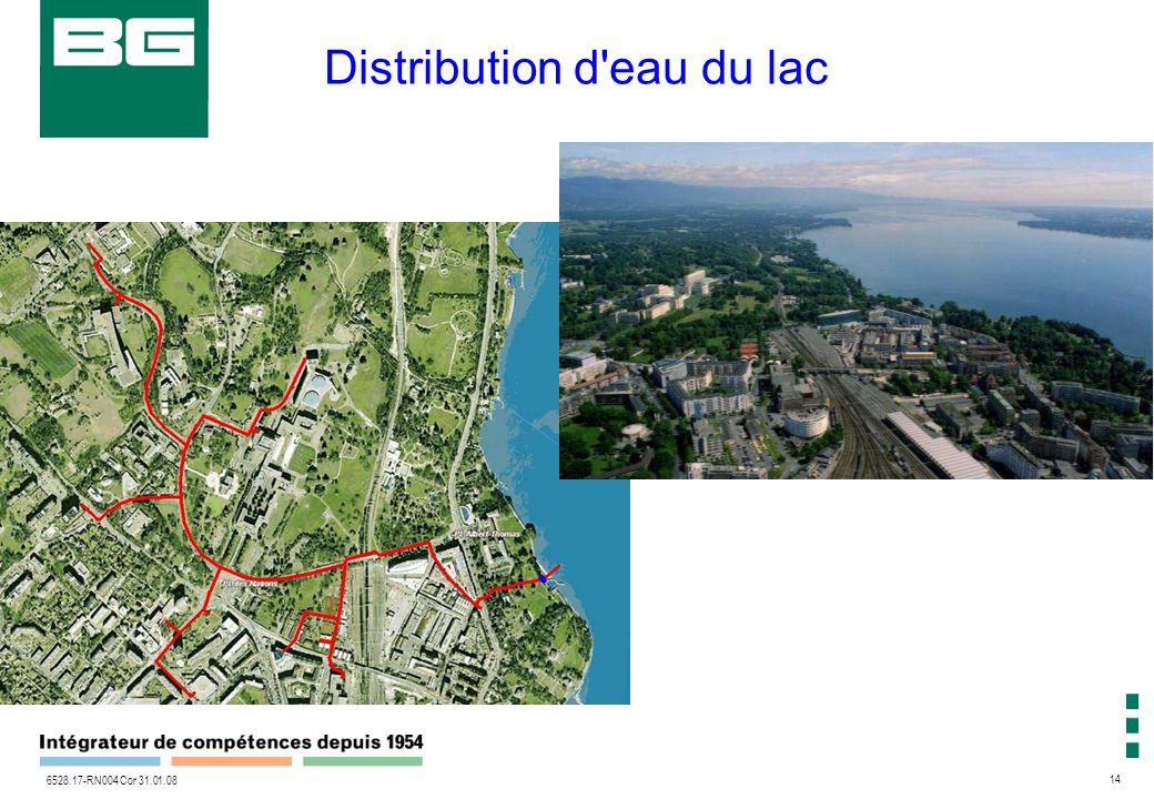 14 6528.17-RN004 Cor 31.01.08 Distribution d eau du lac