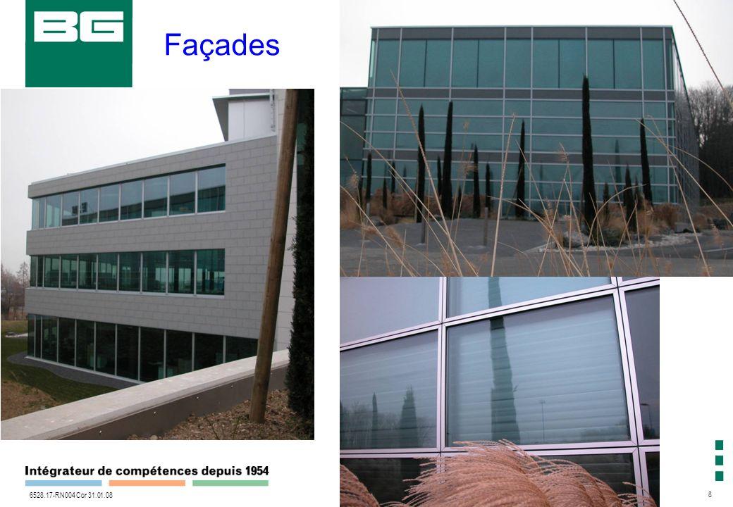 19 6528.17-RN004 Cor 31.01.08 Conclusion Prochaine rénovation lourde des bâtiments construits aujourd hui .