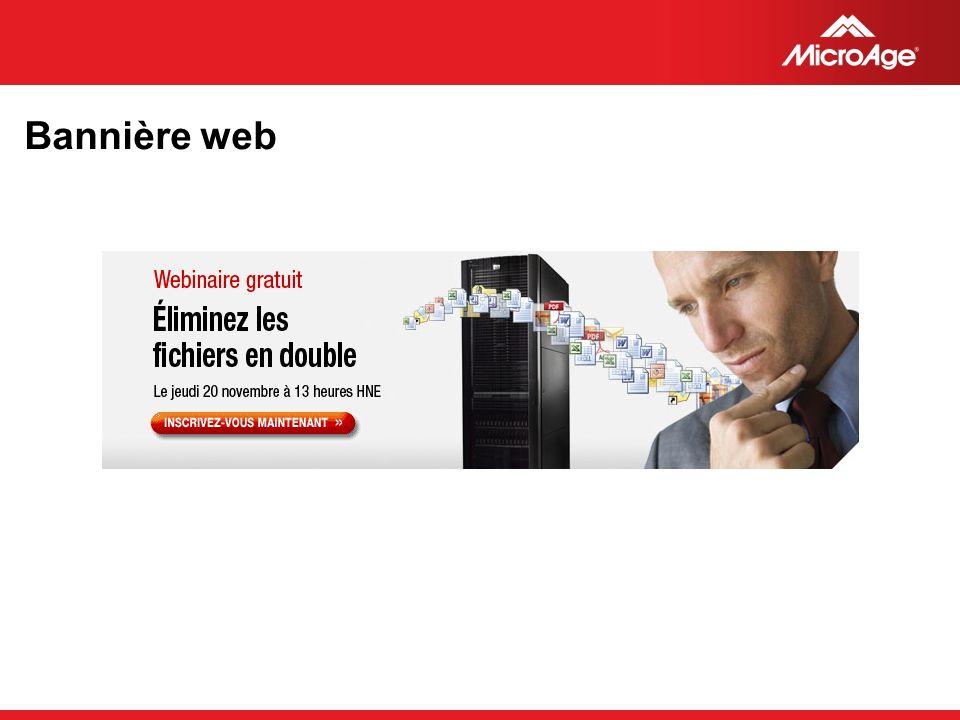 © 2006 MicroAge Bannière web