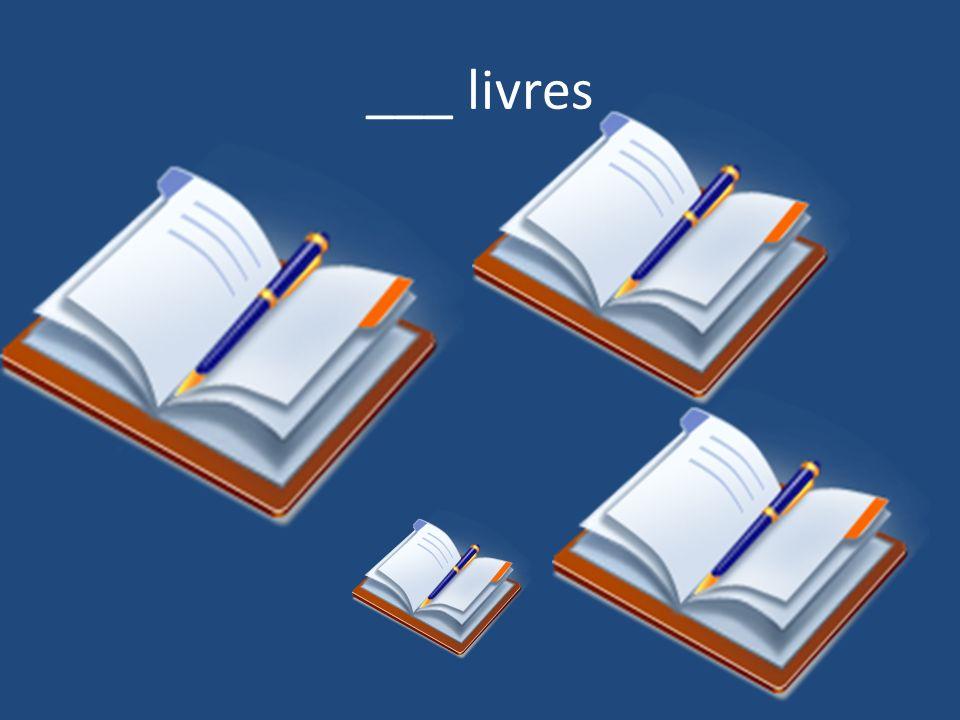 ___ livres