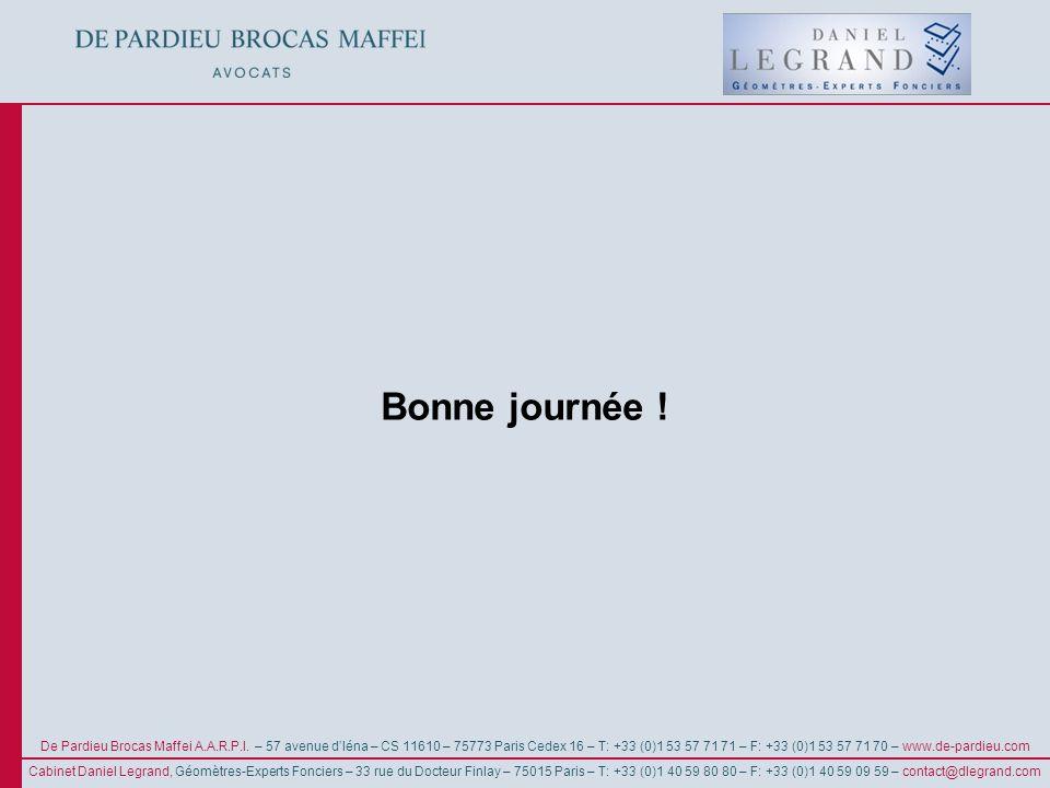 © De Pardieu Brocas Maffei A.A.R.P.I.De Pardieu Brocas Maffei A.A.R.P.I.