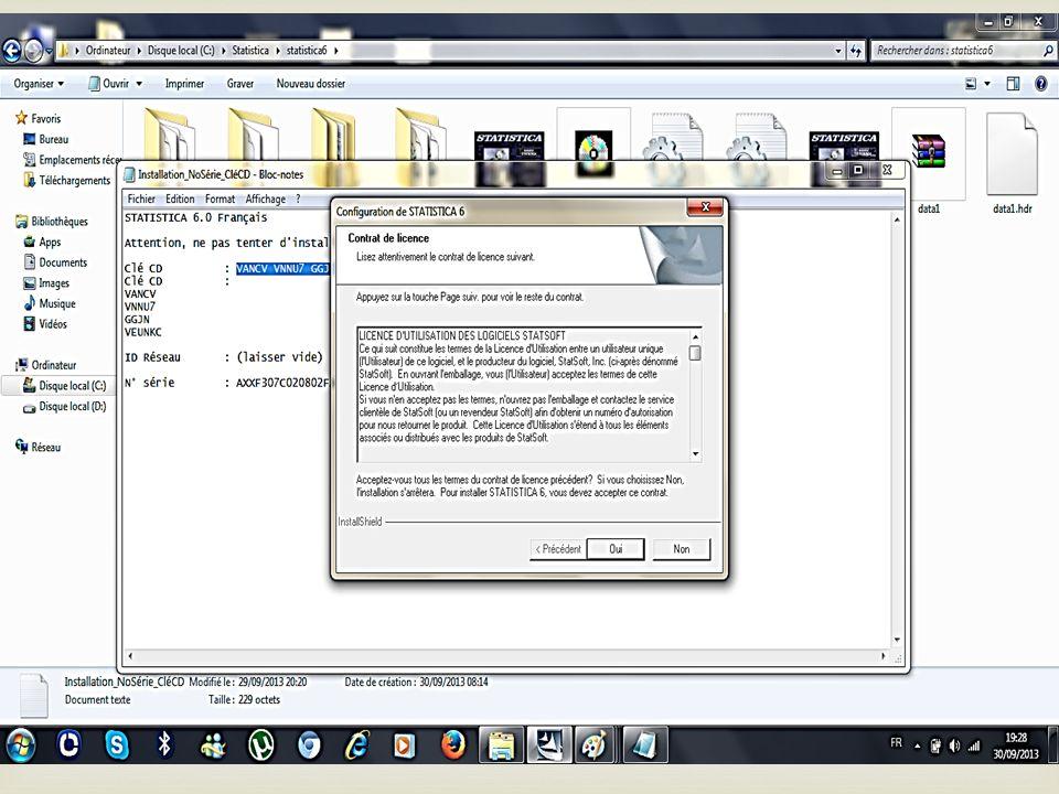 Cliquez sur suivant, et une nouvelle fenêtre apparait comme ceci; cliquez sur OUI Etape 12