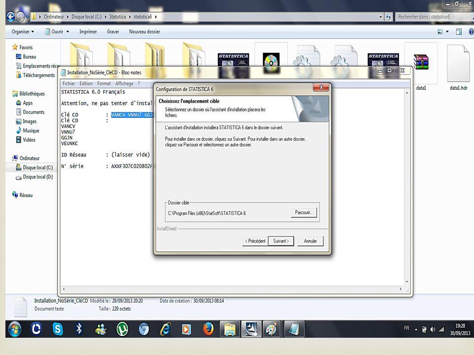 Autre fenêtres apparait comme cella, cliquez sur OUI Etape 13