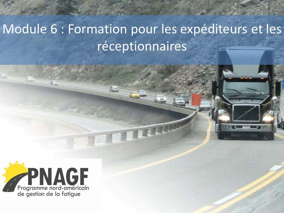 PNAGF | Programme nord-américain de gestion de la fatigue Copyright © 2012 2 Merci de regarder cette présentation.