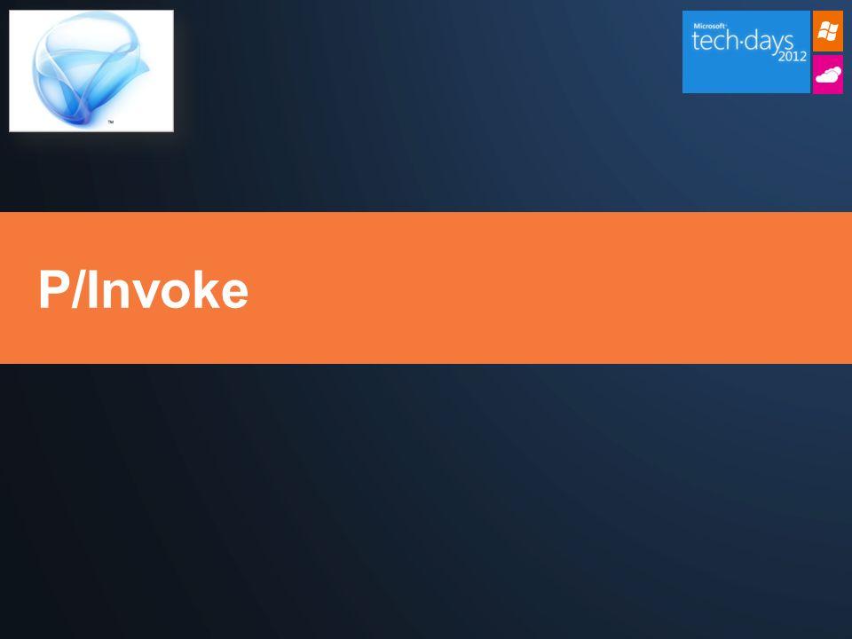 P/Invoke
