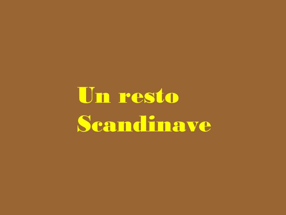 Un resto Scandinave